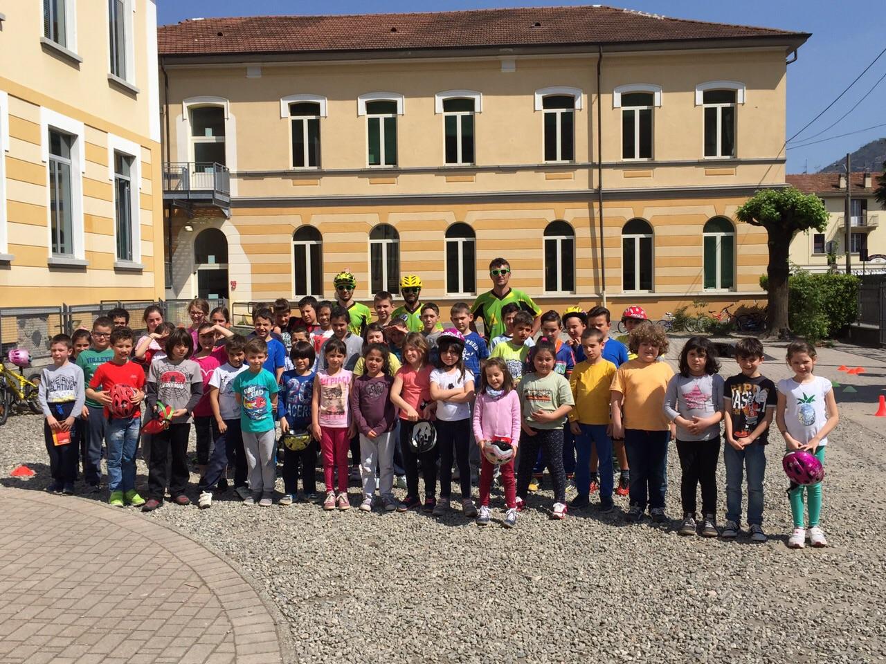 24 Aprile 2015 Scuola elementare Gravellona Toce